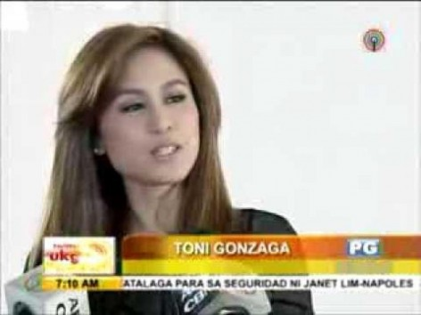 Toni Gonzaga Gears Up For Shows