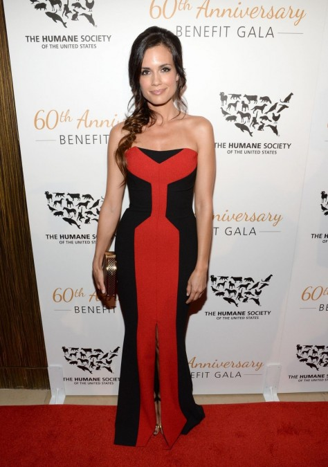 Torrey Devitto At Humane Society Of The United States Th Anniversary Gala In Beverly Hills Beach