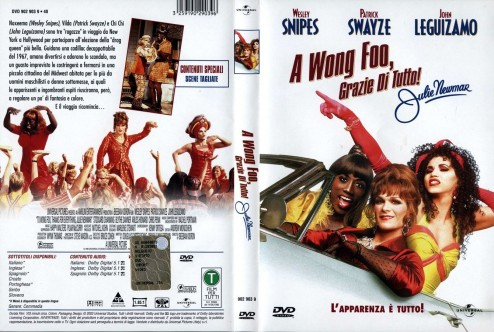 Wong Foo Grazie Di Tutto Dvd Movie