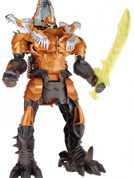 Dinobot Grimlock In Humanoid Form In Transformers Movie