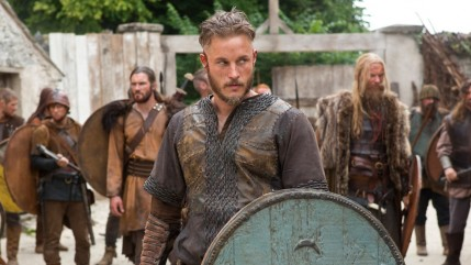 Travis Fimmel Vikings Movies