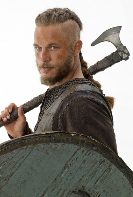 Vikings Travis Fimmel Image