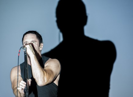 Trent Reznor Of Nine Inch Nails At Made In America