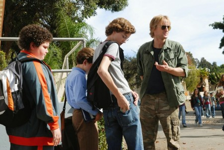 Still Of Owen Wilson Troy Gentile And Nate Hartley In Drillbit Taylor Large Picture Movies