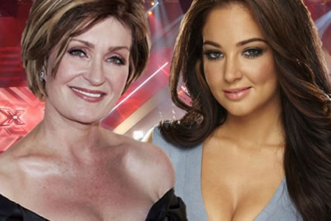 Sharon Osbourne And Tulisa Contostavlos Leak