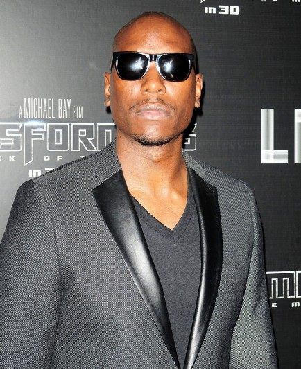 Tyrese Darnell Gibson Tv