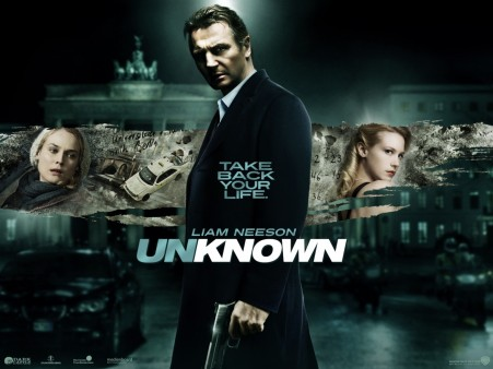 Unknown With Liam Neeson Hq Wallpaper