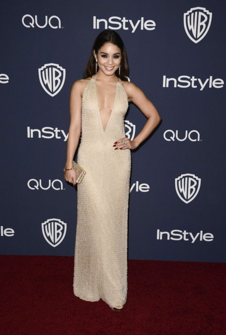 Vanessa Hudgens The Weinstein Company And Netflix Gg After Party