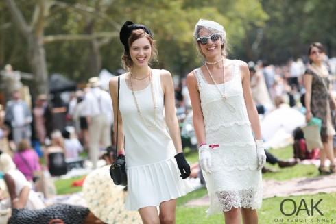 Victoria Lorbeer Veronica Zoppolo Jazz Age Lawn Party Michael Dumler