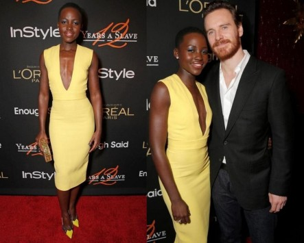 Lupita Nyongo In Victoria Beckham January Bellanaija Style Bellanaija