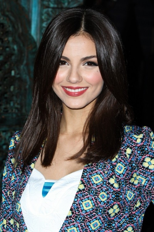Victoria Justice At The House Of Blues In Los Angeles April