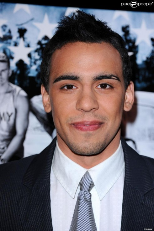 Victor Rasuk Attends The Premiere Of