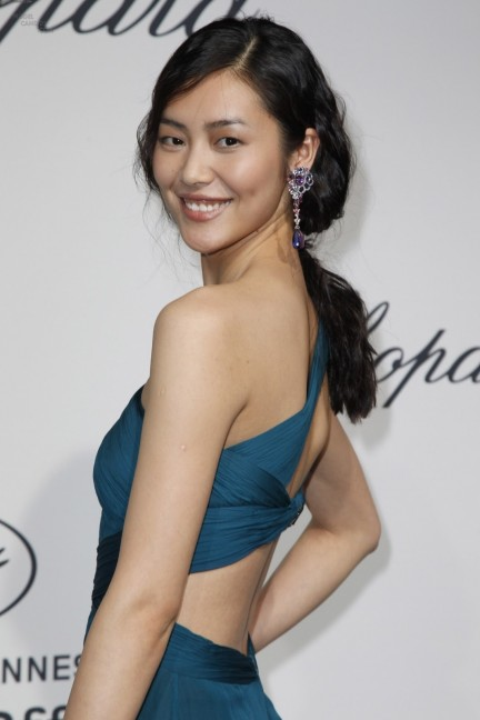 Liu Wen At The Chopard My