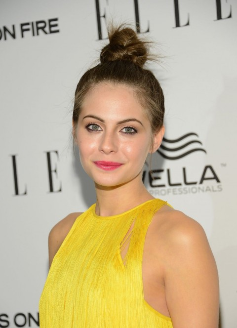 Willa Holland Elle Women In Television Celebration January