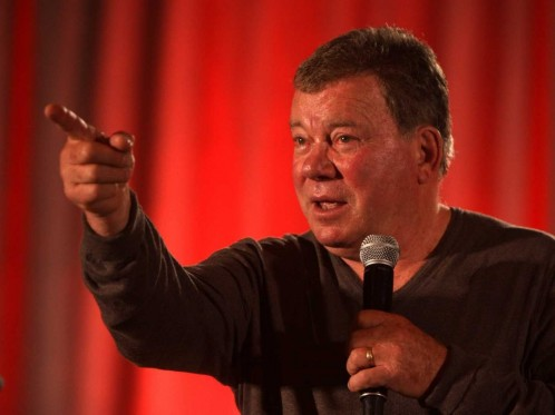 William Shatner Reviewed Facebooks App For Celebrities And Hes Not Impressed