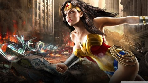 Mortal Kombat Vs Dc Universe Comics Wonder Woman