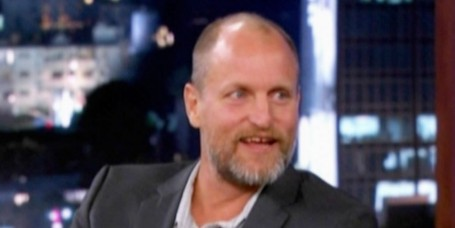 Kimmel Woody Harrelson Facebook Movies