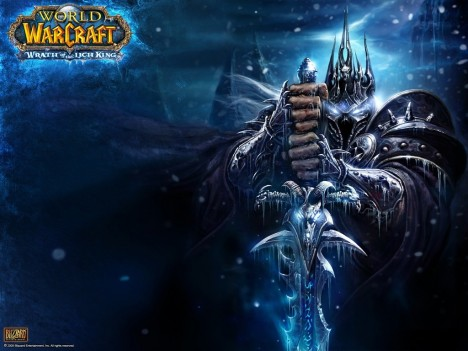Wow Wrath Of The Lich King Wallpapers Wallpaper