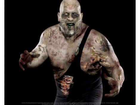 Wwe Zombies The Big Show Wallpaper