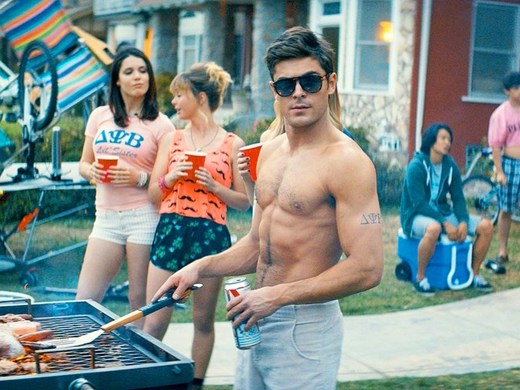 Neighbors Zac Efron Bad Neighbours