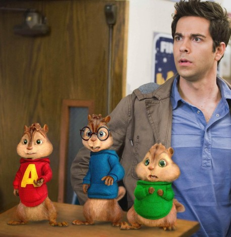 Still Of Zachary Levi In Alvin And The Chipmunks The Squeakquel Large Picture Movies
