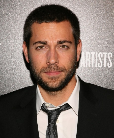 Zachary Levi Large Picture
