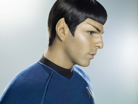 Zachary Quinto Spock Star Trek Movies