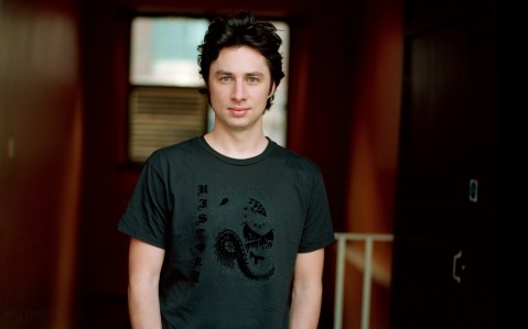 Zach Braff Scrubs
