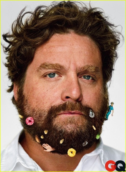Zach Galifianakis Gq November Quotes
