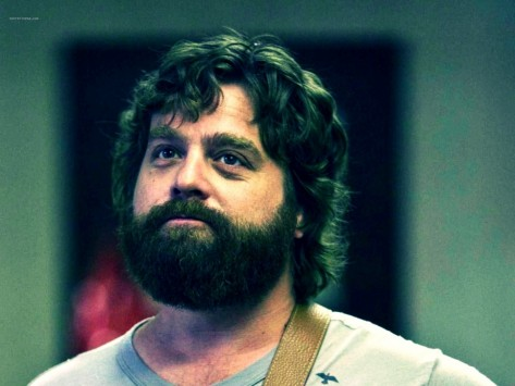 Zach Galifianakis Wallpaper Young