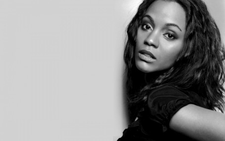 Zoe Saldana Widescreen Wallpaper Wide